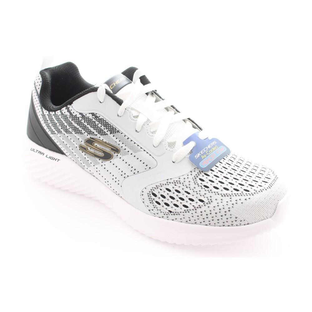 White HerenGO Sneakers   Skechers   Sneakers   Herenschoenen