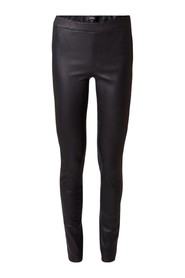 Roche stretch leren legging
