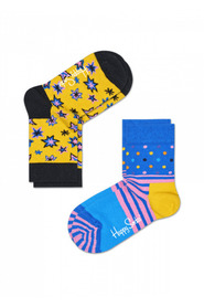 2-Pack Bang Bnag Socks KBNG02