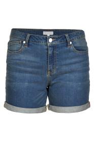 Anemone Navy Shorts