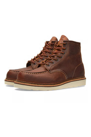 1907 Heritage Work 6 Moc Toe Boots