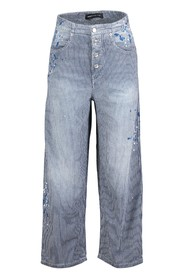 Jeans Margie righe