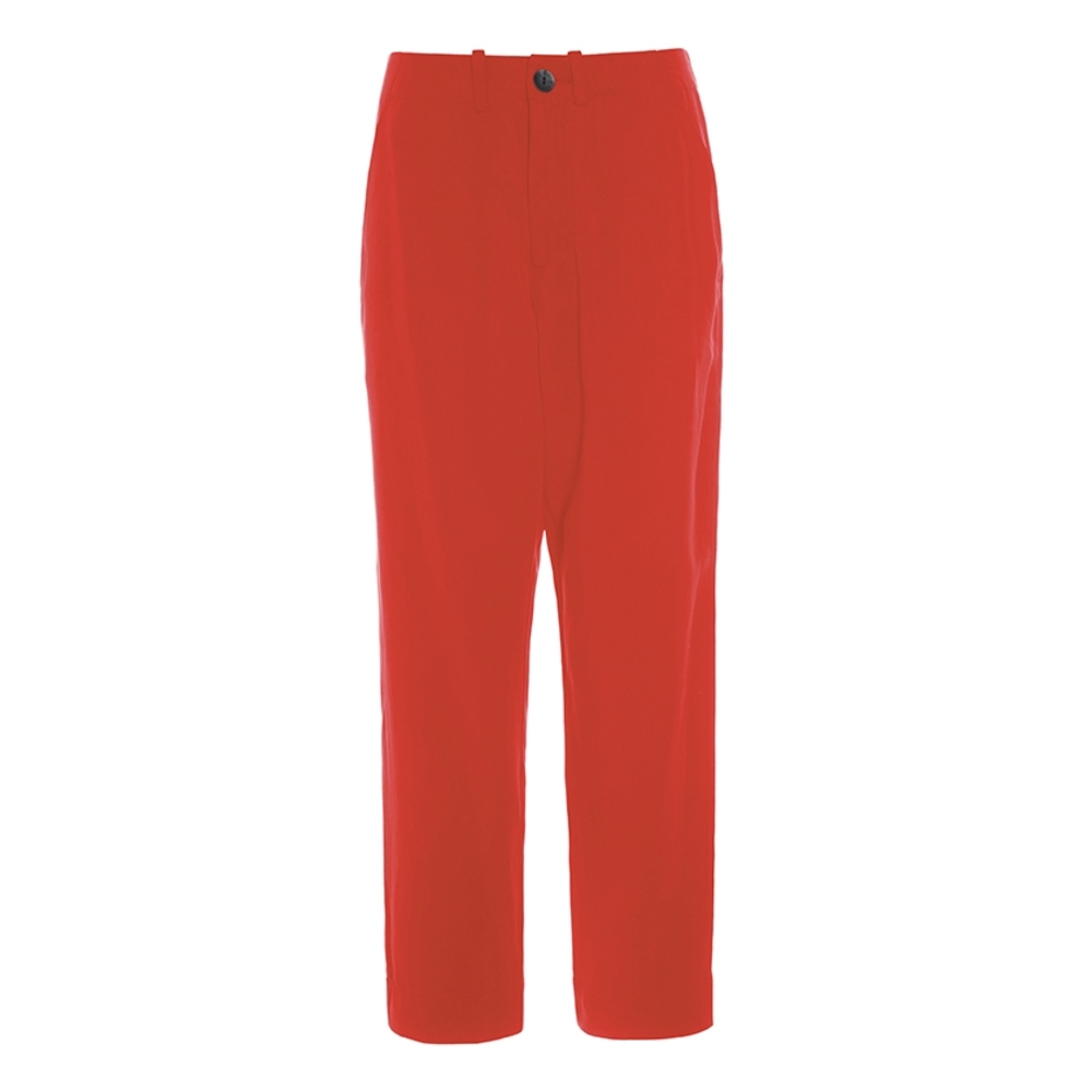 DRAPY TWILL SMALLE BUKSER