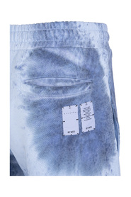 SHORTS WITH TIE-DYE PRINT