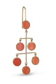 Mobile Earring, 18ct Gold