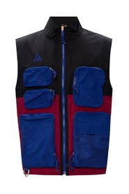 'ACG' vest with pockets