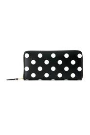 Polka dots wallet
