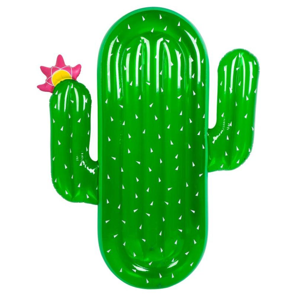 Luxe opblaas luchtbed Cactus