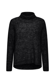 THE KNIT ROLLNECK