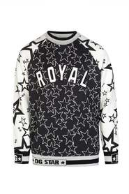 ROYAL STAR SWEATER