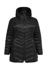 Quilted jacket Curvy nylon