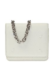Wallet with detachable chain