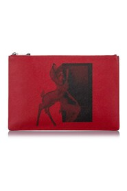 Bambi Leather Pouch