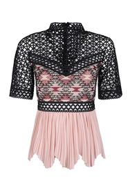"""Caffettiera"" blouse"