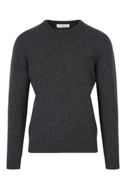 Charcoal Ltd. Round Neck 1611 R-H-Genser Ull