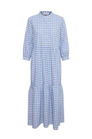 Milano Checked Dress
