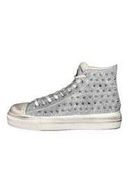 METAL SNEAKERS JEAN MICHEL ALTA IN GLITTER