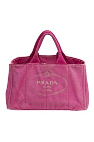 Pre-owned Large Canapa Tote