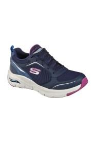 Blå Skechers Arch Fit Gentle Stride Sneakers