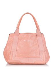 Pre-owned Cabas Tote Bag Leather Calf