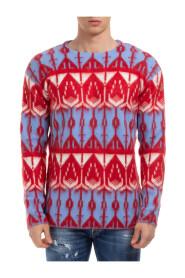 crew neck neckline sweater