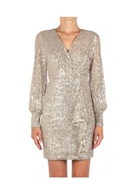 Full sequin dress