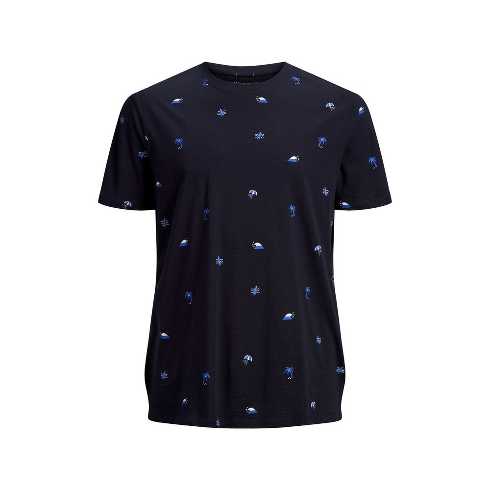Plus size T-shirt All-over print