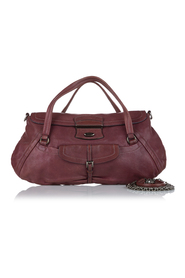 Pre-owned Leather Satchel