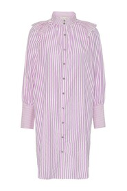 Cindi Long Shirt Dress