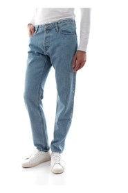 JACK&JONES 12169090 MIKE JEANS Men DENIM LIGHT BLUE