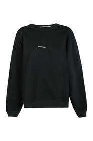 Långärmad tröja med logotyp