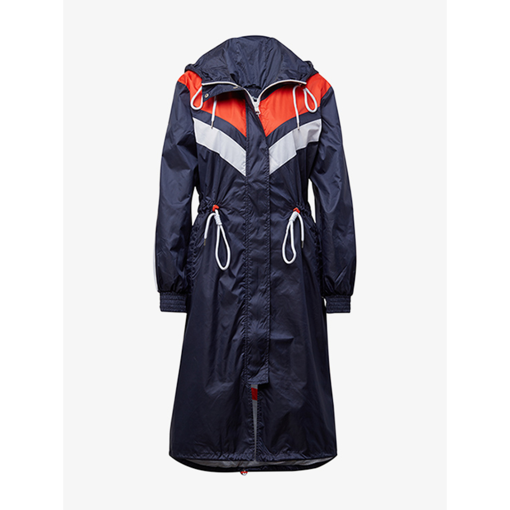 1008128 NYLON PARACHUTE COAT