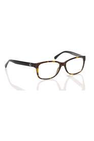 Tortoiseshell Square Optical