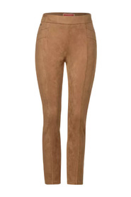 Trousers in velor 373428