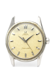 Pre-owned Seamaster Automatic Stainless Steel Men's Dress Watch 2869