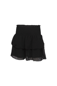 short skirt volang