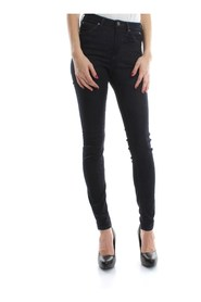 CALVIN KLEIN JEANS J20J200879 L.30 SCULPTED JEANS Women DENIM DARK BLUE