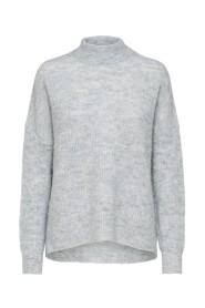 High neck knitwear