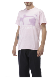 T-shirt with gradient
