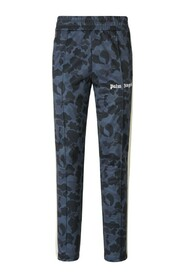 Camouflage Motif Joggers
