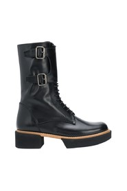 Samsun Lace-up Ankle Boots
