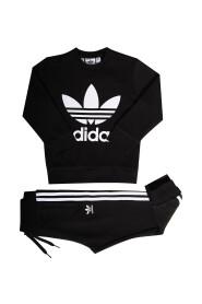 Sweatshirt & sweatpants set