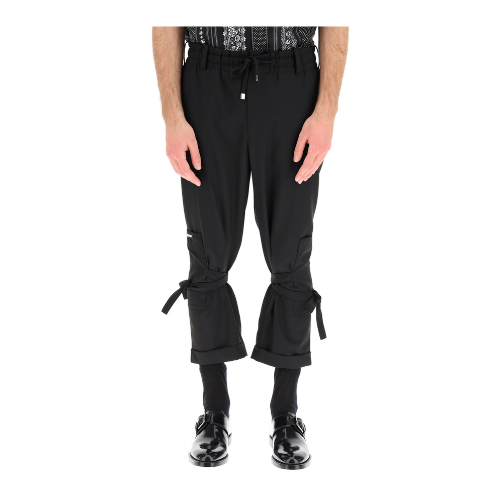 Jogging Trousers with three-dimensional logo