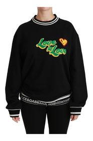 Black Love is Love Pullover Top Sweater