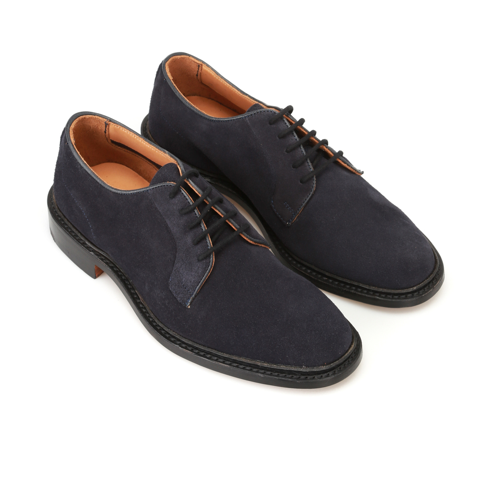 Miehet Kengät Blue ROBERT PLAIN DERBY CASTORINO Tricker's Business kengät Miinto