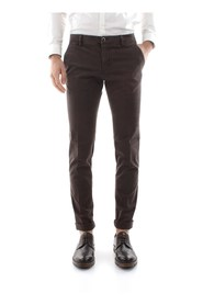 MASON'S MILANO CBE050/FW - 9PN2A4973. PANTS Men dark brown