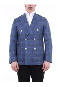 BARBA GDP1020 Double-breasted Jacket