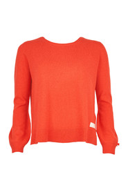 DELIGHT SWEATER RED