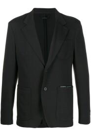 Logo blazer