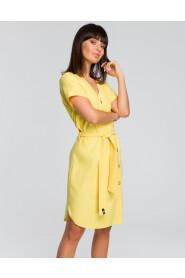 Sukienka szmizjerka B111
